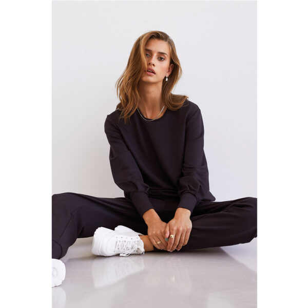 lounge nine tröja svart