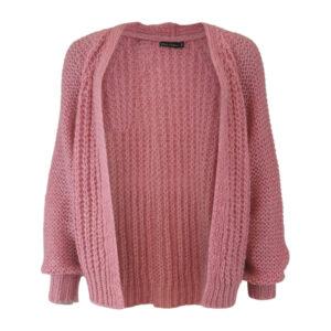 black colour tröja rosa