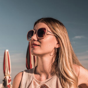 charly therapy solglasögon rosa