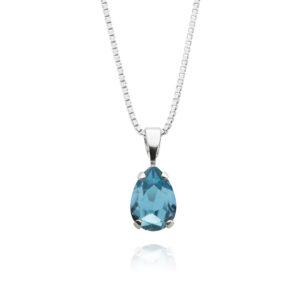 caroline svedbom halsband petite drop necklace