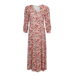 isay karma klänning rosa
